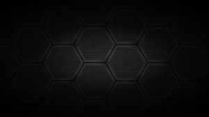 Small hexagons black abstract HD desktop HQ wallpaper