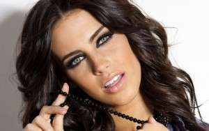 Jessica Lowndes hairstyle picture