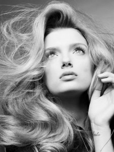 Lily Donaldson Wallpaper for iPhone