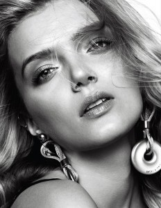 Lily Donaldson earrings