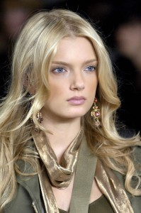 Lily Donaldson style