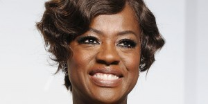 Viola Davis face wallpaper