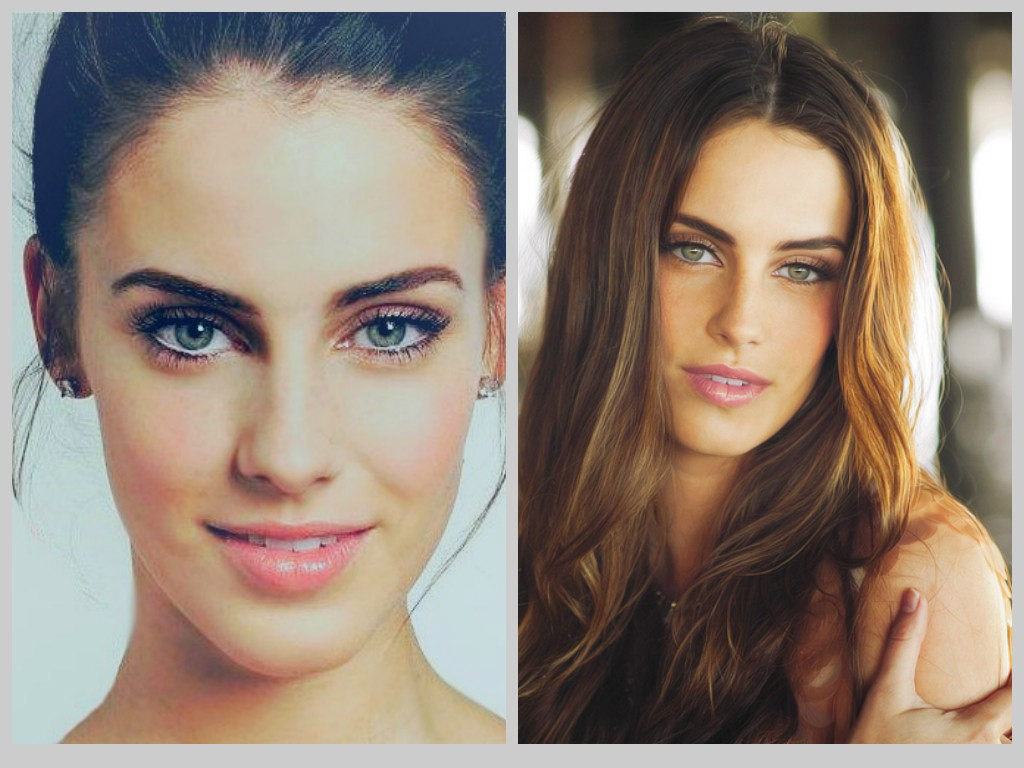 Jessica Lowndes makeup photo