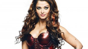 high resolution photo Aishwarya Rai Bachchan white background