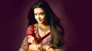 High quality wallpaper Aishwarya Rai Bachchan indian style
