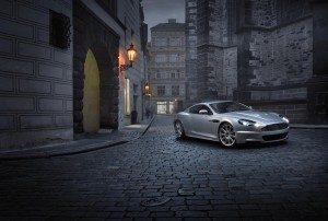 Aston Martin db9 HD