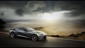 Aston Martin db9 best background