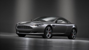 Aston Martin db9 high quality