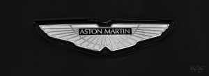 Picture of Aston Martin db9 symbol