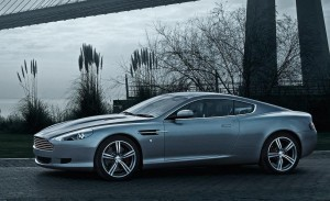 Wallpaper for Aston Martin db9 2015