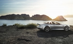 Aston Martin db9 HD desktop