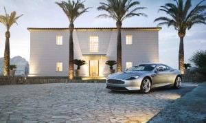 Aston Martin db9 High Resolution
