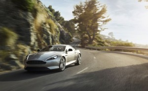 Aston Martin db9 high resolution 2560x1580p