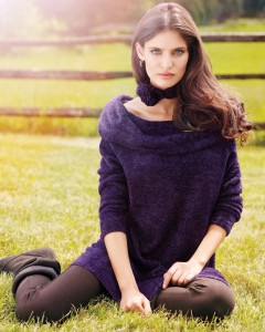Image Bianca Balti on the field