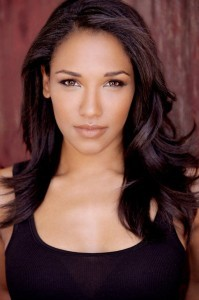 Candice Patton eyes