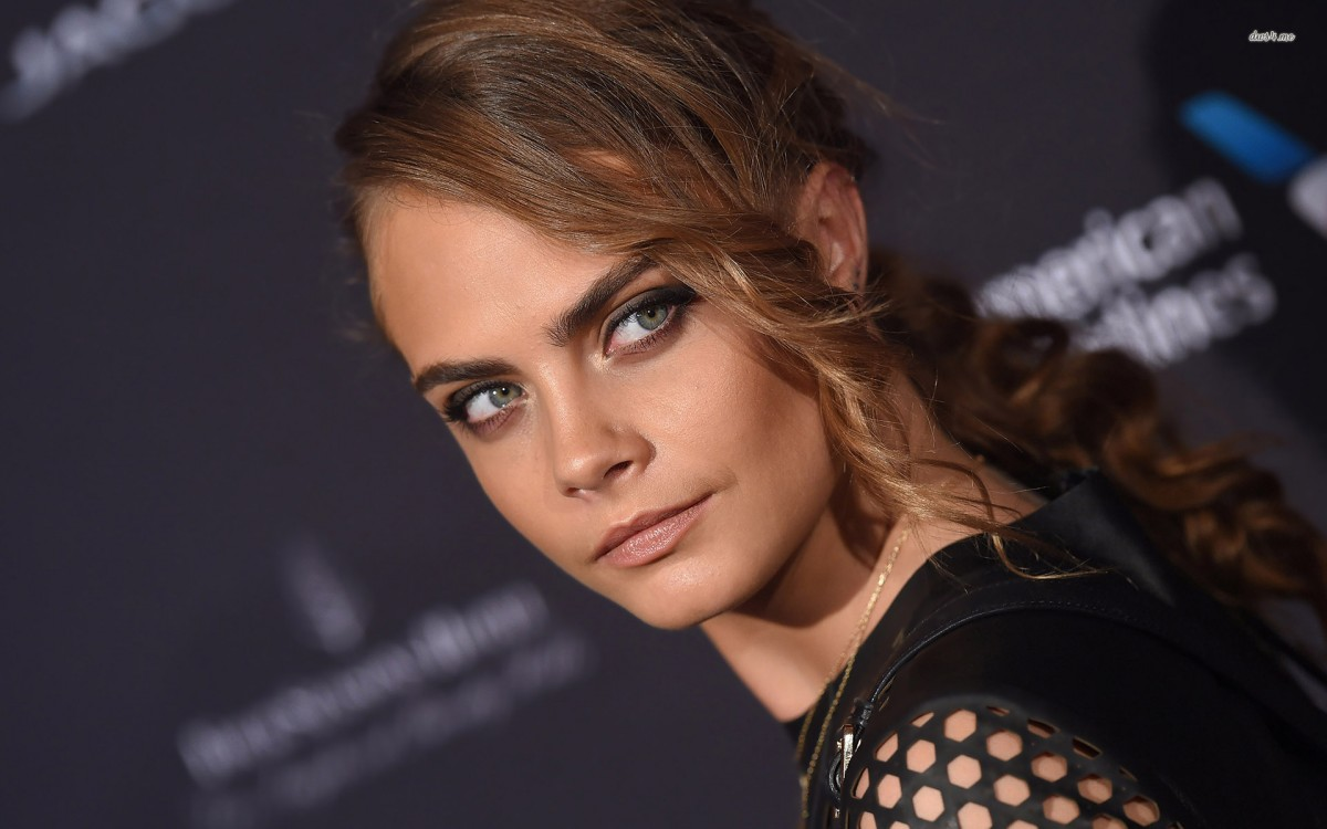 View of the Cara Delevingne best photo