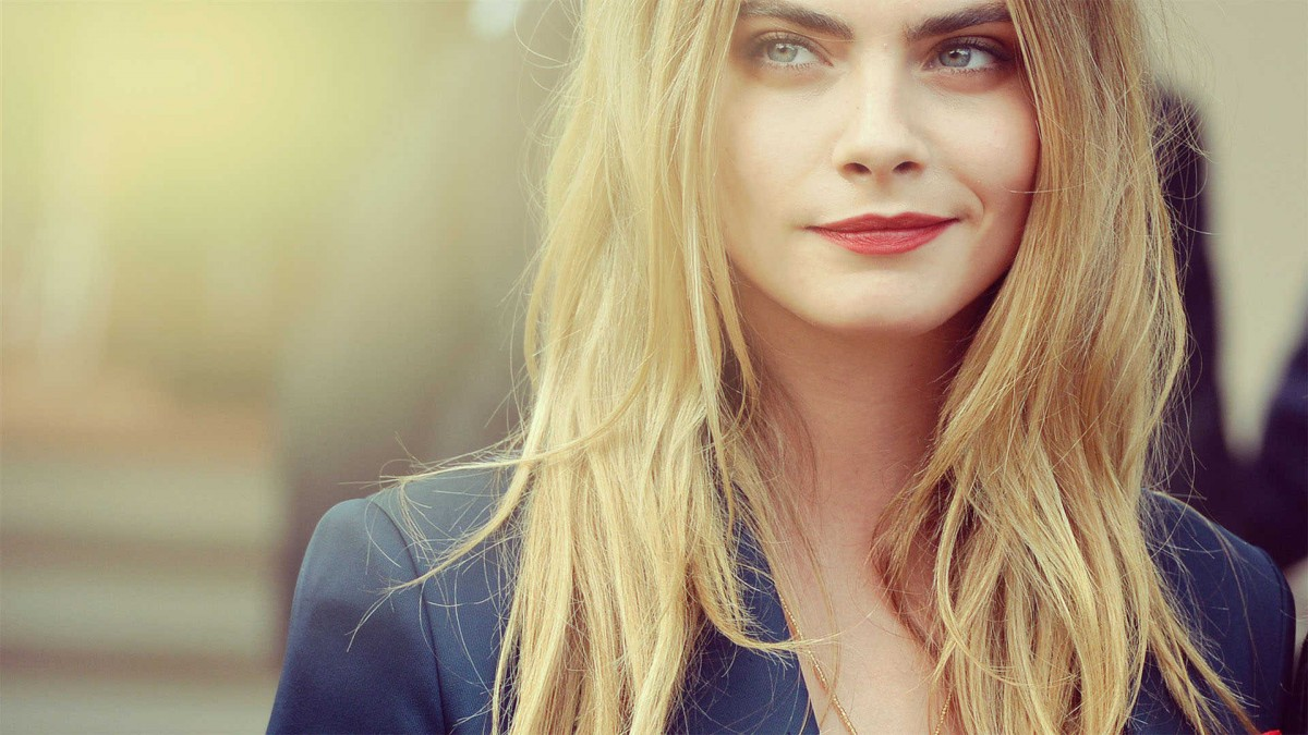 Background Cara Delevingne 1080p