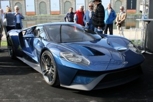 Ford GT 2016 outdoor