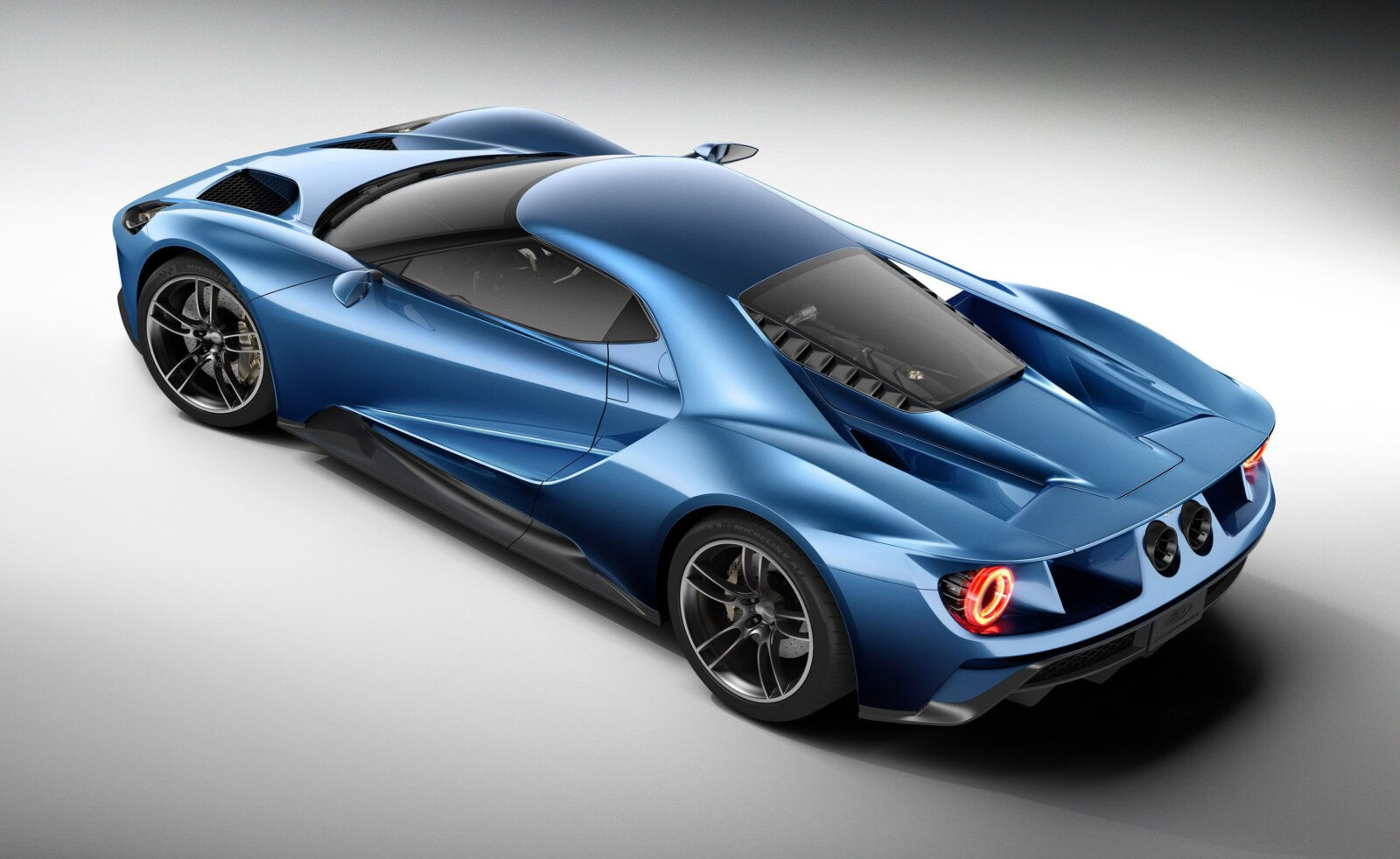 Ford GT 2016 theme