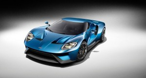 Ford GT 2016 background