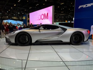 Ford GT 2016 High Quality