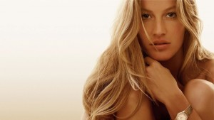 cute Gisele Bundchen for desktop
