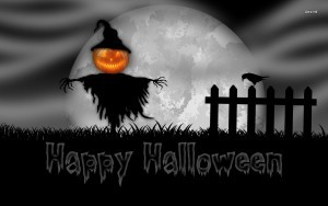 Happy Helloween free wallpaper
