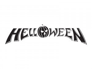 Helloween white background