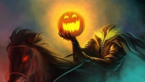Helloween Full HD wallpaper