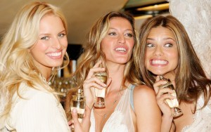 Wallpaper Karolina Kurkova, Gisele Bundchen and Adriana Lima
