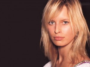 Karolina Kurkova without makeup