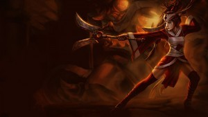 League of Legends Akali HD photos