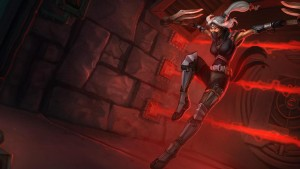League of Legends Akali free download