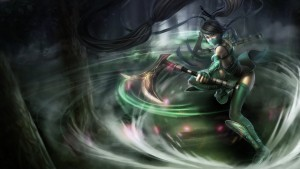 League of Legends Akali pics in HD