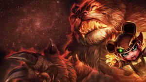 League of Legends Annie 1080p wallpaper HD