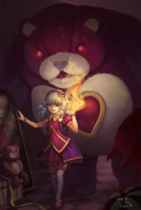 League of Legends Annie iPhone