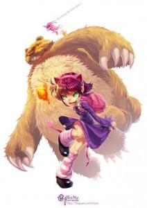 League of Legends Annie Android