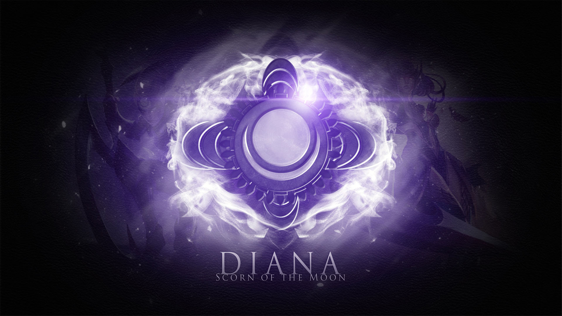 League of Legends Diana symbol