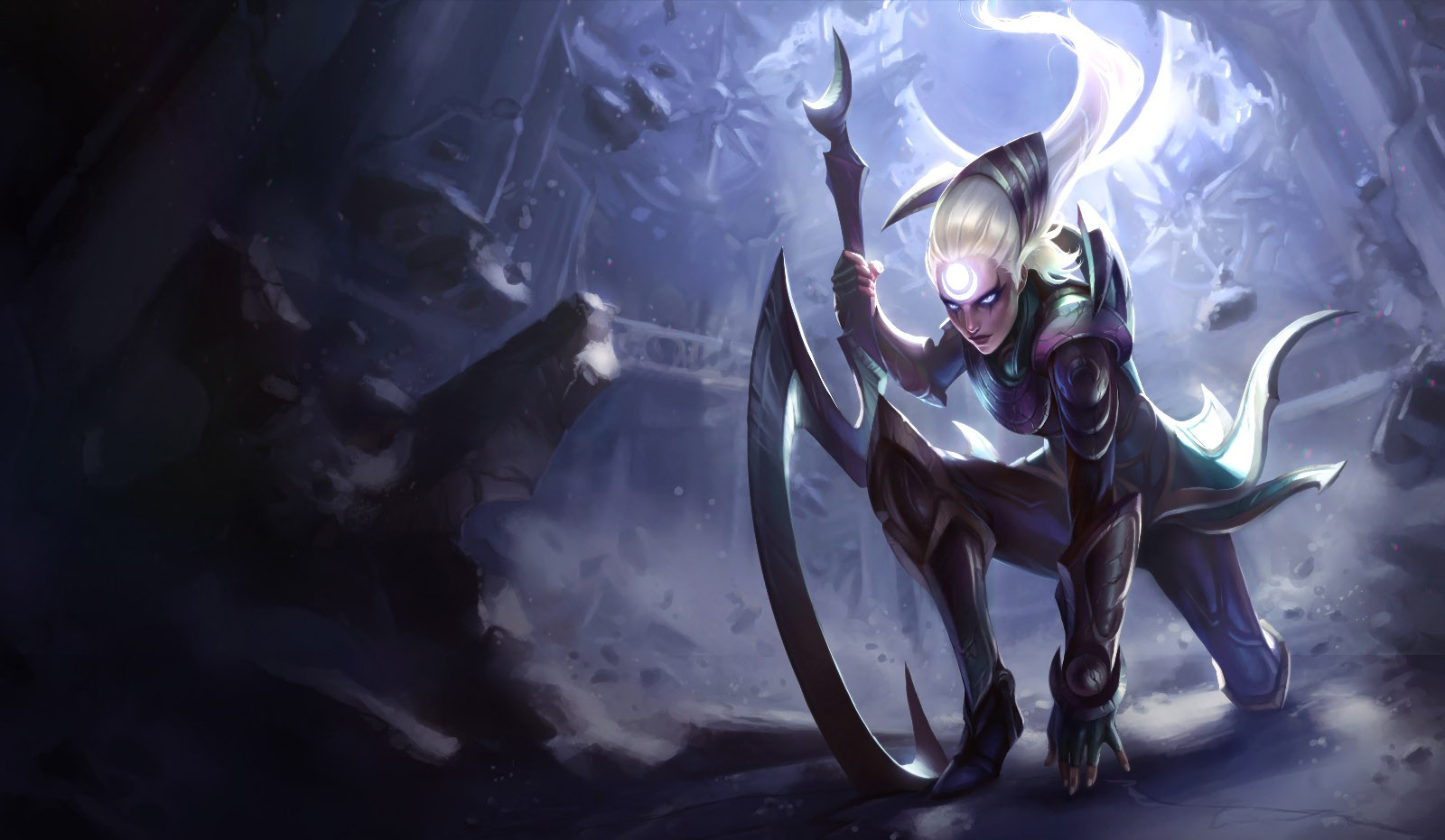 League of Legends Diana wallpaper