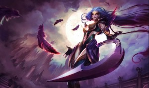League of Legends Diana high quality