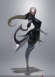 League of Legends Diana for iPhone 2