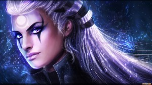 League of Legends Diana desktop