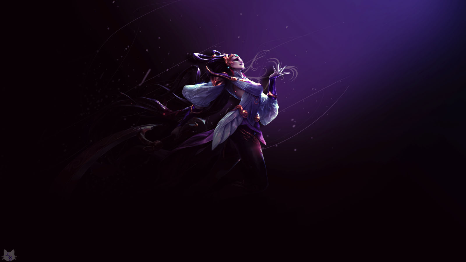 League of Legends Diana Scorn of the moon