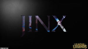 League of Legends Jinx logotype image