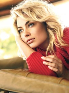 Margot Robbie HD background