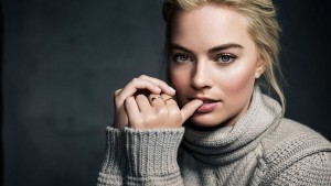 Margot Robbie Widescreen