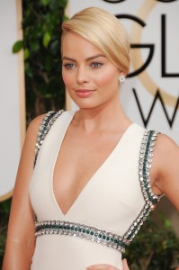 Margot Robbie vertical