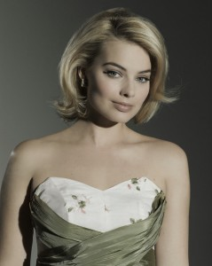 Margot Robbie short hairstyle
