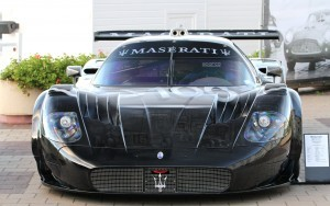 Maserati MC12 Corsa HD wallpapers