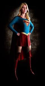Melissa Benoist supergirl for Android or iPhone